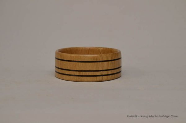 Oak coin dish 2