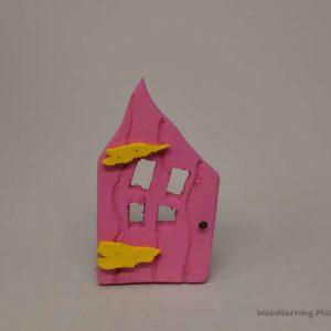 pink fairy door