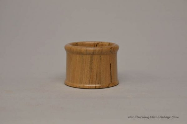 Spalted Beech coin dish 1