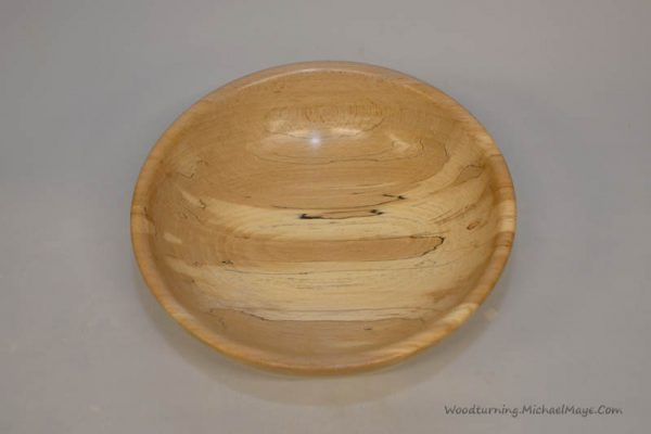 Spalted Beech Bowl 10 x 3