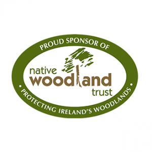 Proud sponsor of Native Woodland Trust