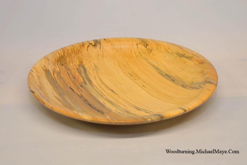 Spalted Beech Platter