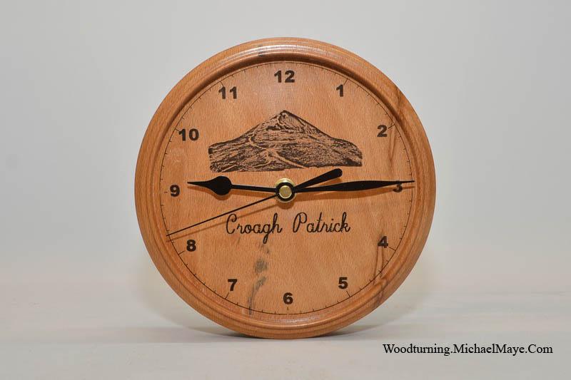 Croagh Patrick Wall Clock